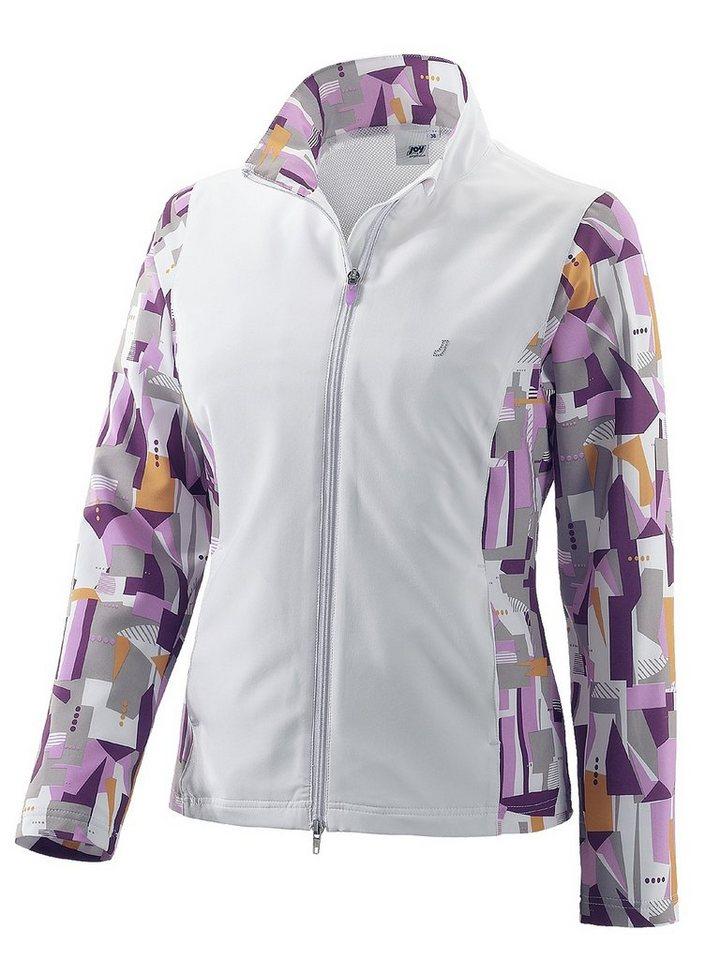 JOY sportswear Jacke »DELIA« in krokus print