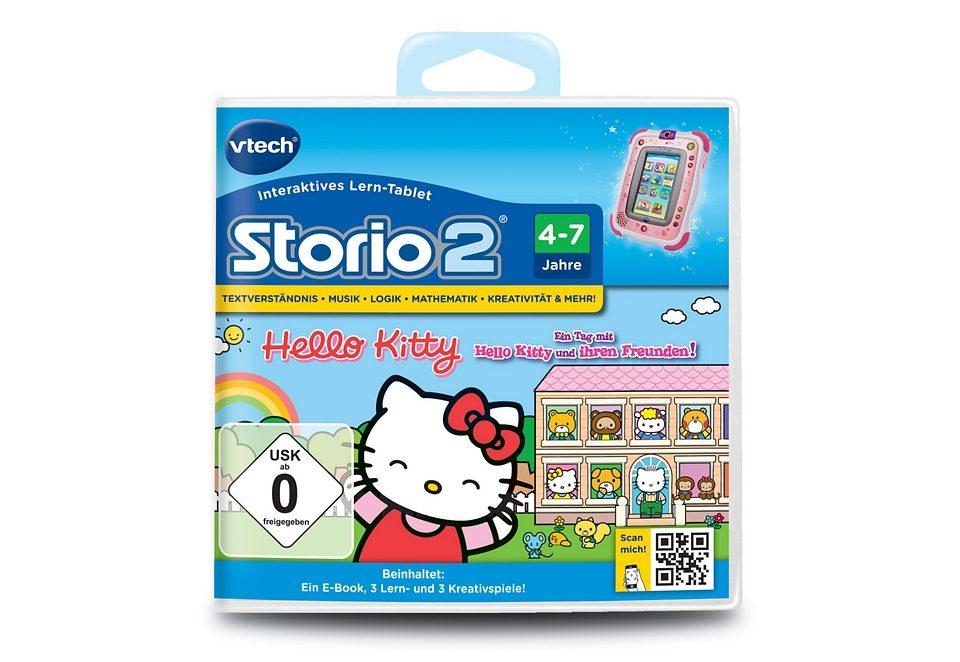 VTech Lernspielkassette für Storio2, »Hello Kitty«