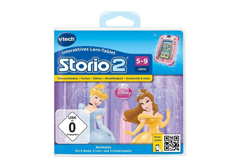 Lernspiel, VTech, »Storio 2, Disney Prinzessinnen«
