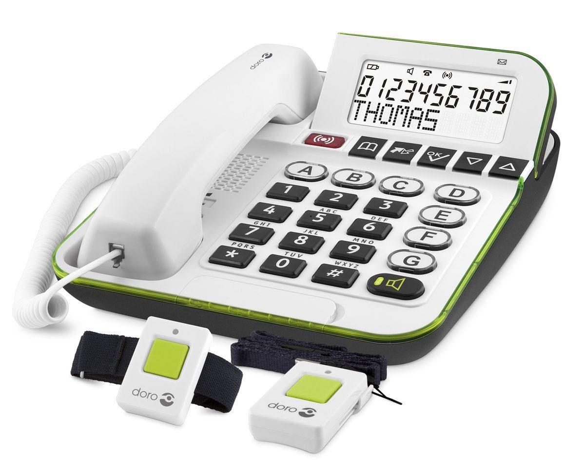 Doro Telefon analog schnurgebunden »Secure 350«