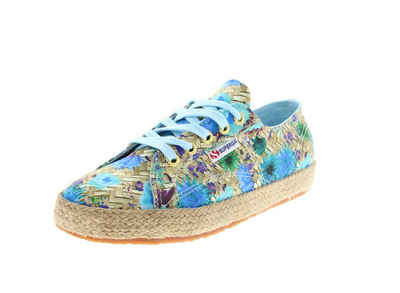 Superga »FABRICFANPLROPEW 2750« Sneaker Mehrfarbig (Weaving Natural Azul)