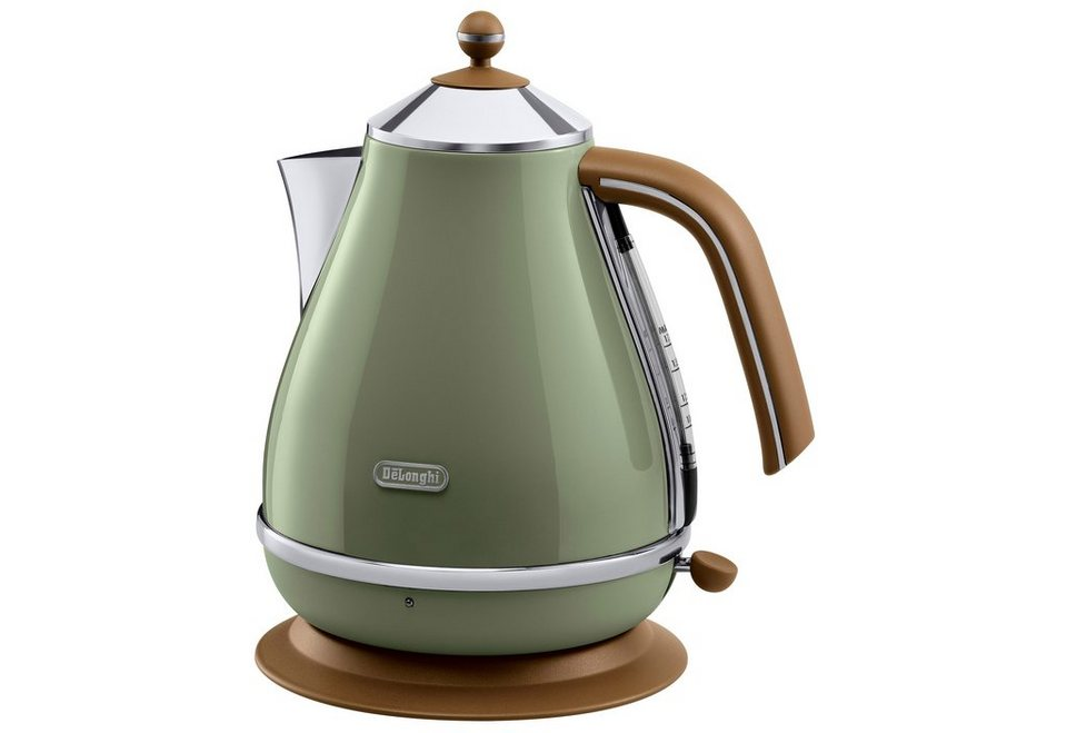 De 39 longhi wasserkocher kbov 2001 gr 1 7 liter 2000 for Wasserkocher retro design