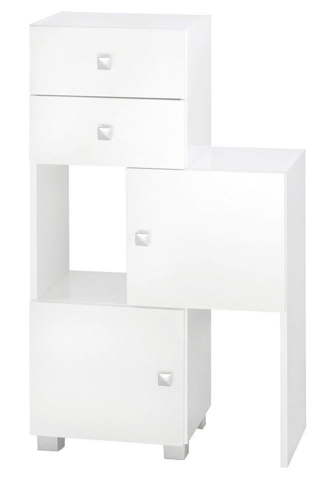 Regal, Schildmeyer, »Bozen« in weiß