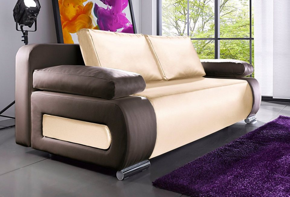 schlafsofa federkern 140 200 m belideen. Black Bedroom Furniture Sets. Home Design Ideas