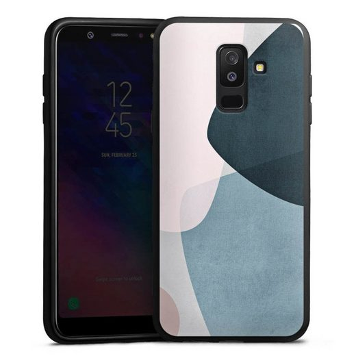 DeinDesign Handyhülle »Graphic 150 a« Samsung Galaxy A6 Plus Duos (2018), Hülle Muster Abstrakt Malerei