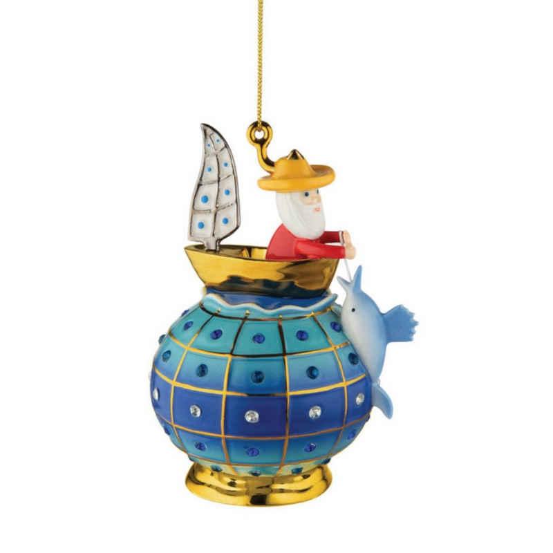 Alessi Weihnachtsfigur »Dekokugel Il Vecchio e il Mare«