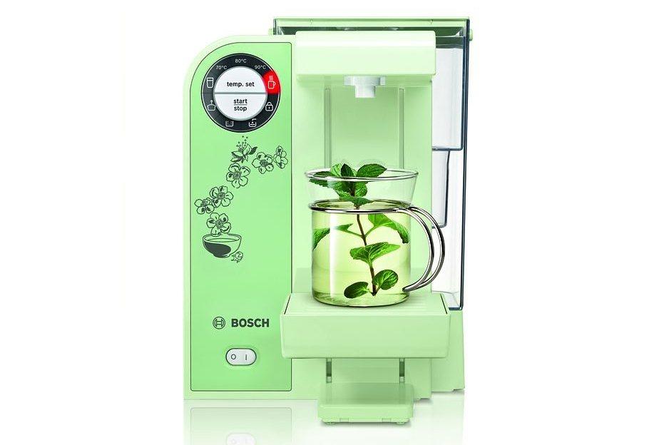 Bosch Heißwasserbereiter THD2026, 2 Liter, 1600 Watt, grün in grün