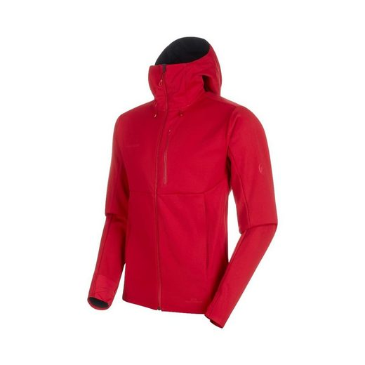 Mammut Funktionsjacke »Mammut - Ultimate V SO Hooded Jacket Men (Softshelljacke)«