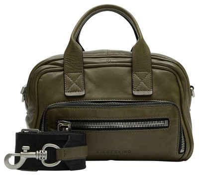 Liebeskind Berlin Mini Bag »Rachel Satchel XS«, mit kontrastfarbigen Kanten