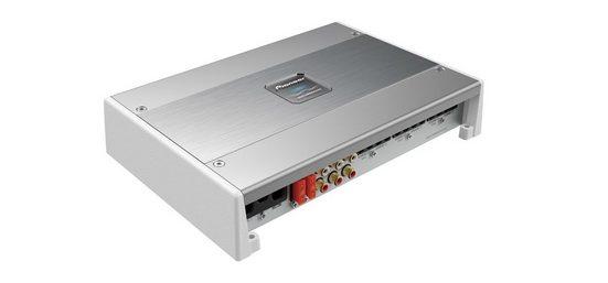 Pioneer »Pioneer GM-ME600X6 Marinetauglicher 6-Kanal Class FD-Verstärker für Outdoor- und Bootseinsatz (600 Watt RMS) Digital« Vollverstärker