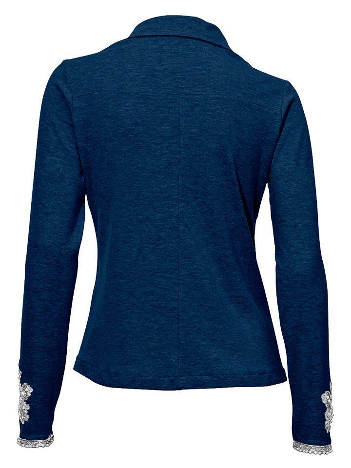 Mit Kaufen twinset Casual Besatz Shirt Heine dBsrxtQCh