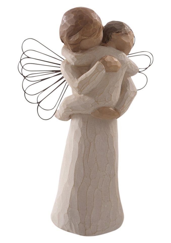 Figur, Willow Tree, »Engel - Umarmung«