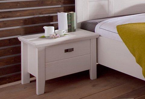 Nachttisch, Premium collection by Home affaire, »Casa« in weiß