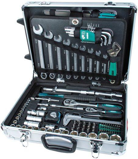Brueder Mannesmann Werkzeuge Werkzeugtrolley »(159-tlg.)«