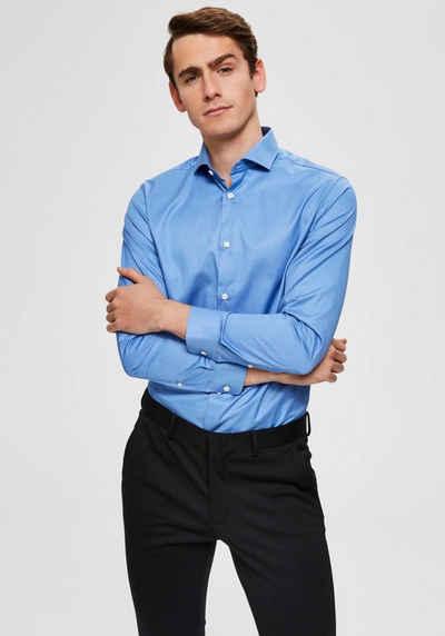 SELECTED HOMME Langarmhemd »SLIM SEL-PELLE SHIRT«