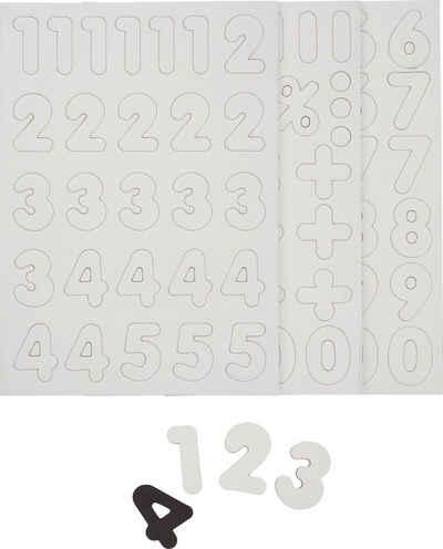 URSUS Magnet »Zahlen«, 90 Stück