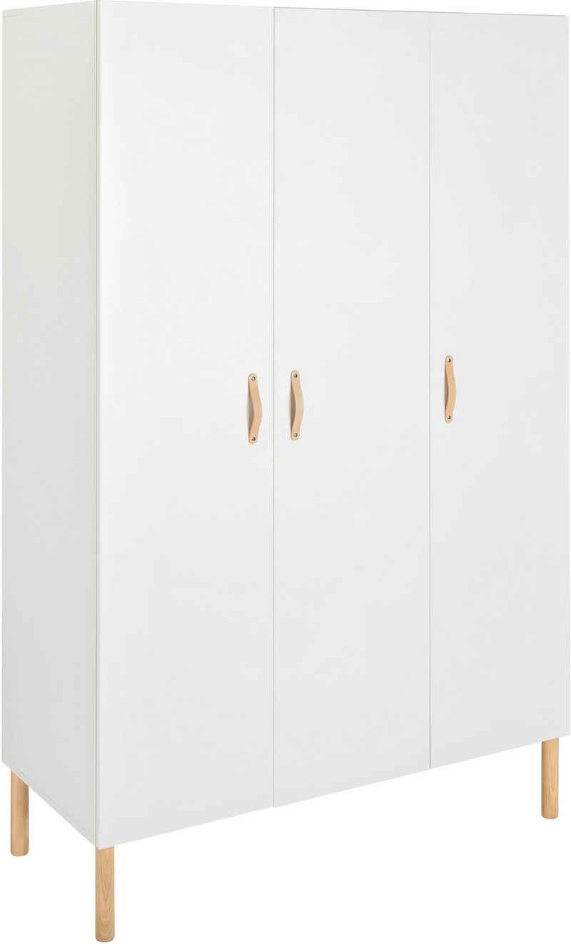 Schardt Kleiderschrank »Camiel White« 3-türig; Made in Germany