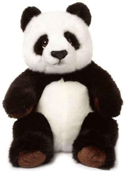 WWF Kuscheltier »Panda 22 cm«, zum Teil aus recycelten Material