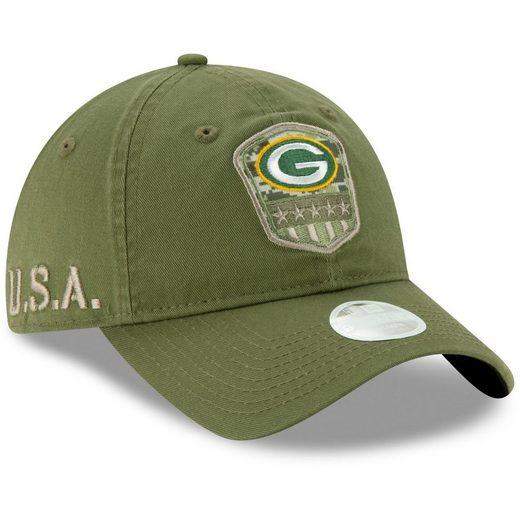 New Era Baseball Cap »9Twenty NFL Salute to Service«