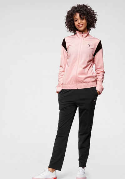 PUMA Trainingsanzug »Classic Tricot Suit op« (Set, 2-tlg)