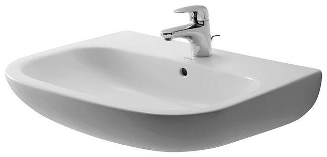 Waschtische - Duravit Waschbecken »D Code«, mit Hahnloch und Überlauf  - Onlineshop OTTO