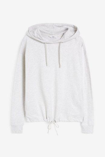 Next Kapuzensweatshirt »Kapuzensweatshirt mit Kordelzug« (1-tlg)