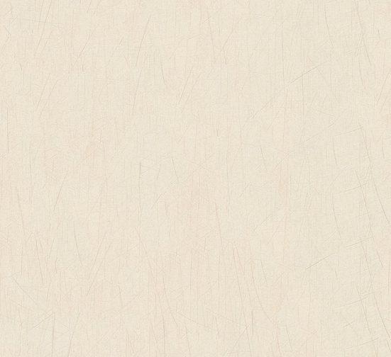 Marburg Vliestapete »vanille«, uni, restlos abziehbar