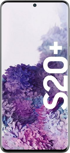 Samsung Galaxy S20+ Smartphone (16,95 cm/6,7 Zoll, 128 GB Speicherplatz, 12 MP Kamera)