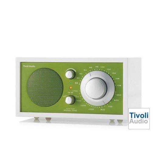 Tivoli Tivoli MODEL ONE Ausstellungsstück, grün-weiß