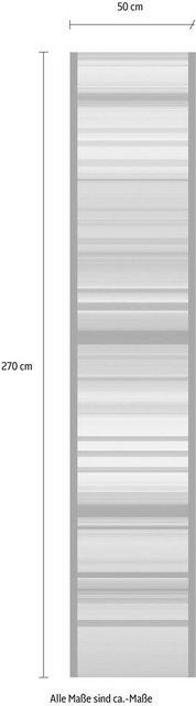 Komar Vlies-Fototapete Zebra, 50 x 270 cm / 1-tlg.