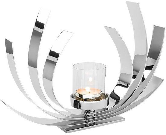 Fink Kerzenleuchter »AURORA« (1 Stück), mit drehbaren Elementen
