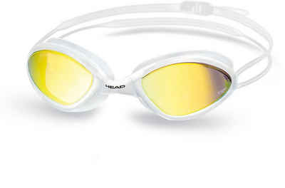 Head Schwimmbrille »Tiger Race Mirrored LiquidSkin«