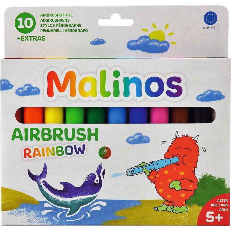 Amewi Dekorierstift »Malinos BloPens Rainbow 10er«