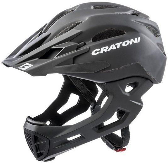 Cratoni Bike Cross Helm »MTB-Fahrradhelm C-MANIAC«