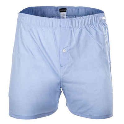 Hom Boxershorts »Herren Web-Shorts - Emile, Boxershorts, einfarbig«