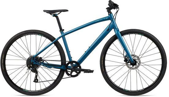 Whyte Bikes Urbanbike, 9 Gang Shimano Altus Schaltwerk, Kettenschaltung