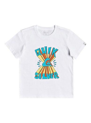 Quiksilver T-Shirt »Dizzy Up«