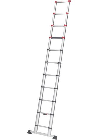 Hailo Sudedamos kopėčios »FlexLine« Alu-Sich...
