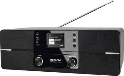 TechniSat »DIGITRADIO 371 CD BT Stereo« Digitalradio (DAB) (UKW mit RDS, Digitalradio (DAB), CD, Bluetooth, Farbdisplay, USB)