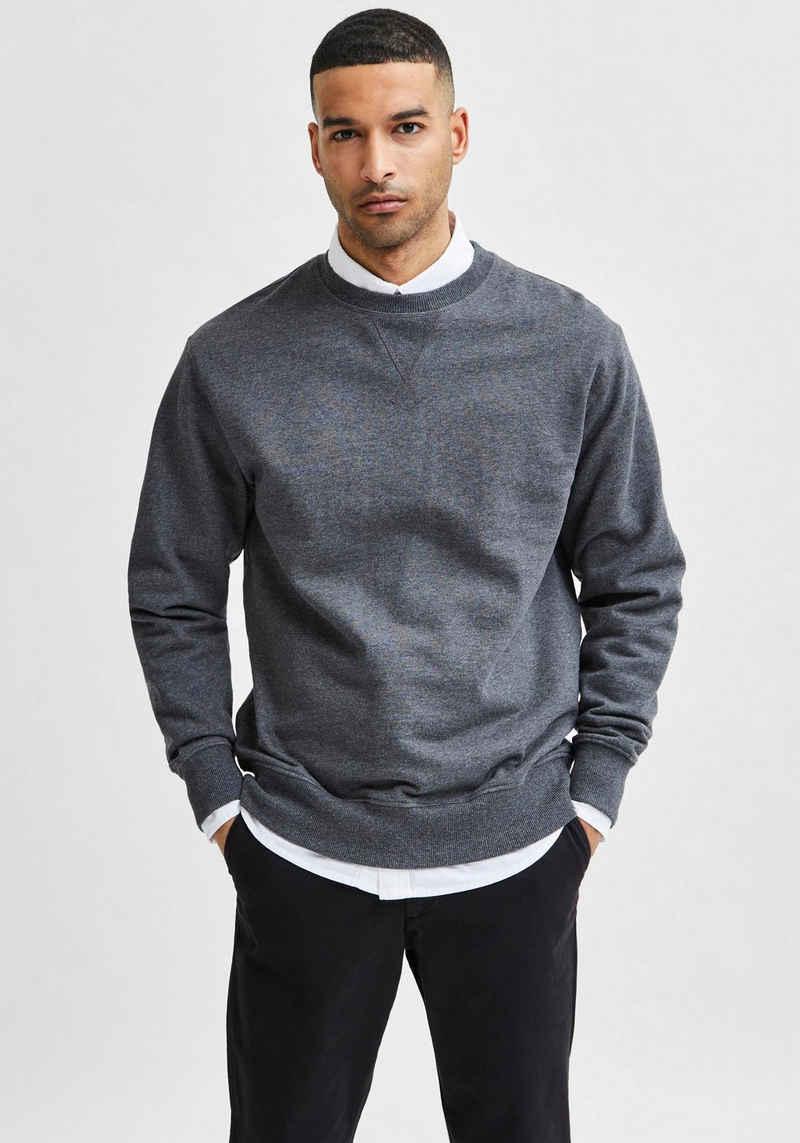 SELECTED HOMME Sweatshirt »JASON CREW NECK SWEAT«