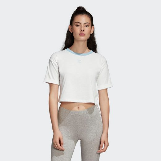 adidas Originals T-Shirt »CROP-TOP«