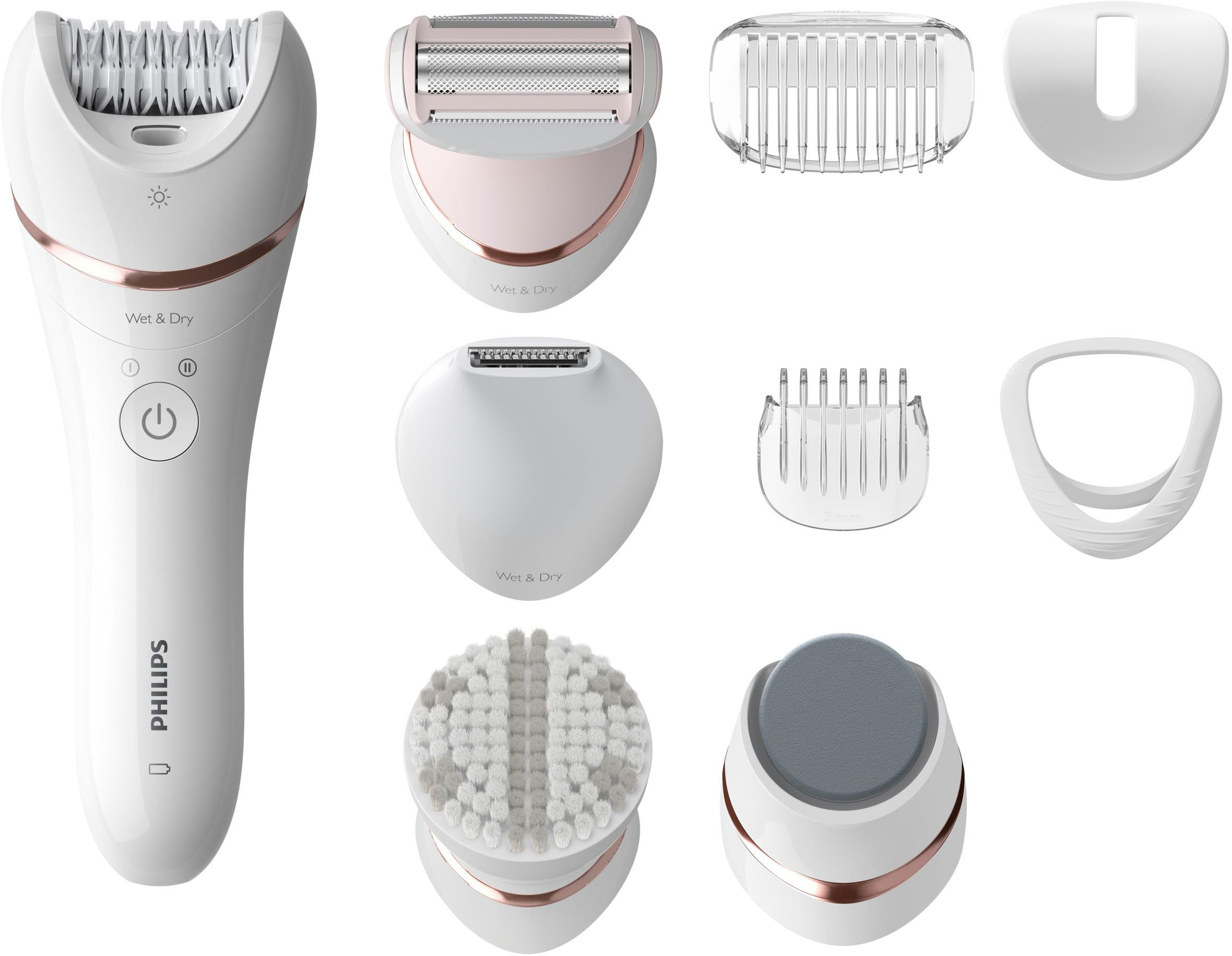 Philips Epilierer BRE740/10