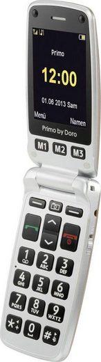 Doro Primo 413 Klapphandy (6,1 cm/2,4 Zoll, 2 MP Kamera)