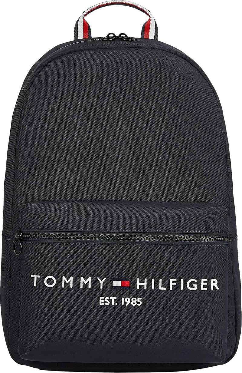 Tommy Hilfiger Cityrucksack »TH ESTABLISHED BACKPACK«, mit aufgesticktem Tommy Hilfiger Logo