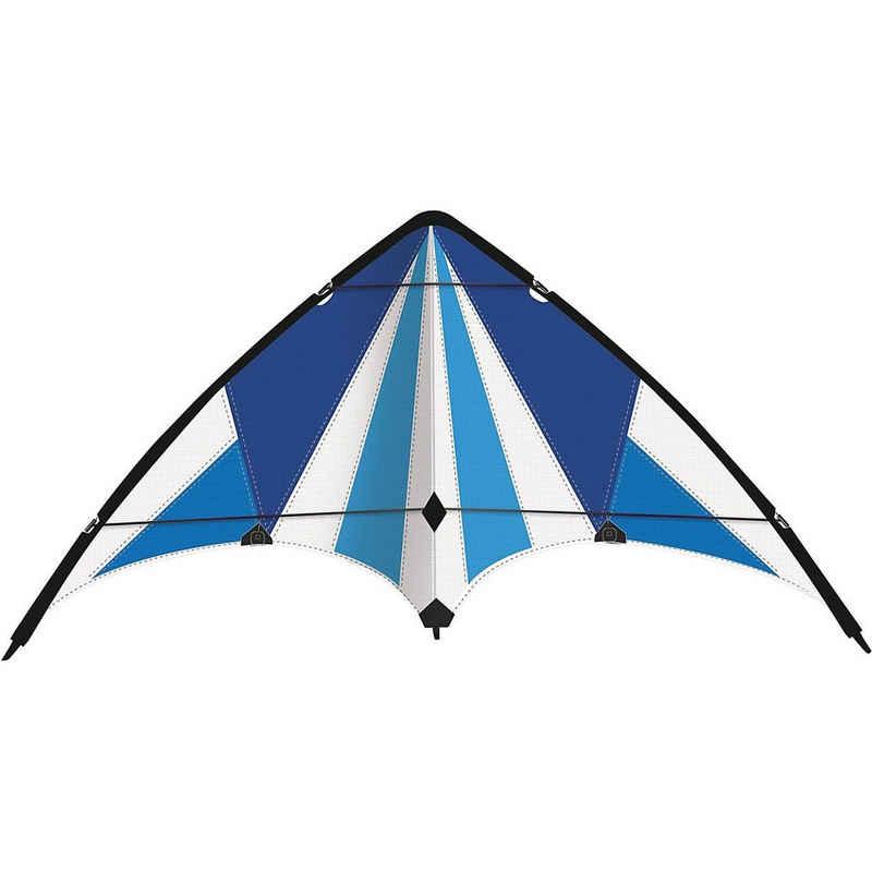 Günther Flug-Drache »Sportlenkdrachen Blue Loop, 130 x 69 cm«