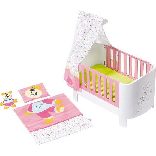 Zapf Creation® Puppenhausmöbel »BABY born® Magisches Himmelbett«