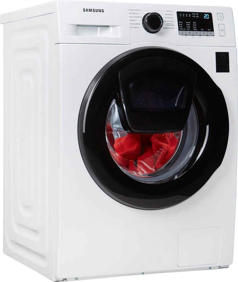 Samsung Waschmaschine WW4500T WW7ET4543AE/EG, 7 kg, 1400 U/min, AddWash™