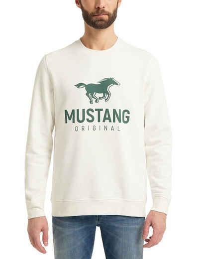 MUSTANG Sweatshirt »Ben C Print« Sweatshirt