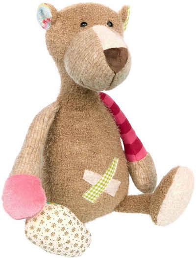 Sigikid Kuscheltier »Patchwork Sweety Bär«, Made in Europe