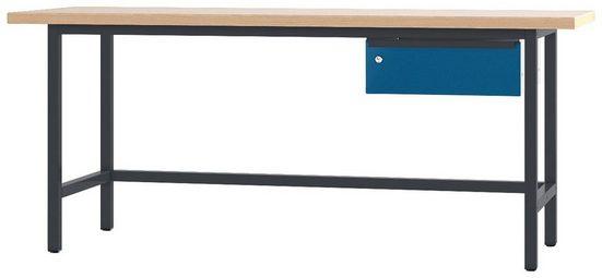 PADOR Werkbank »31-WT-001/20 R«, Höhe: 85,5 cm